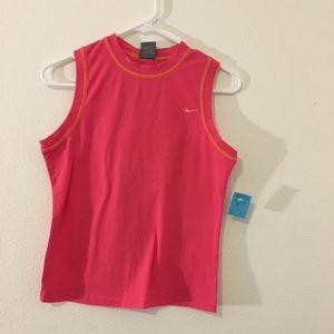 Nike Women's Dri Fit Tank Top. Size S